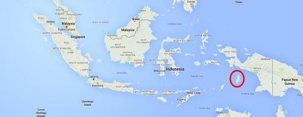 Aru Islands